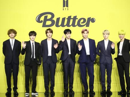 Música do BTS se torna a maior estreia da história do Spotify e do Youtube