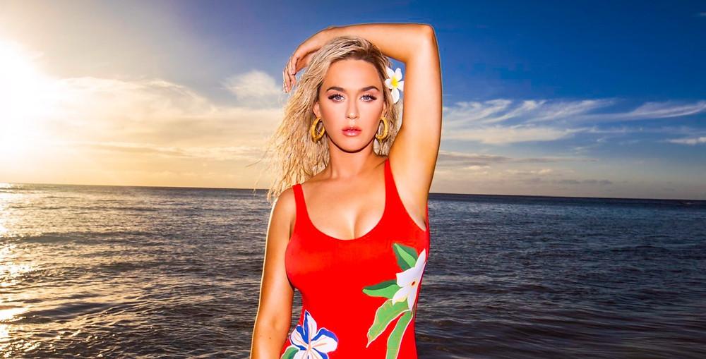 Harleys In Hawaii de Katy Perry começa a viralizar nas redes sociais