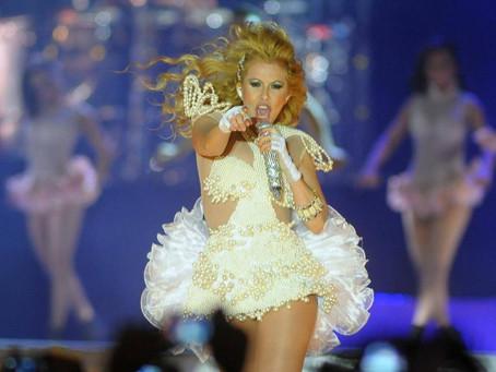 Joelma, a maior performer do Brasil