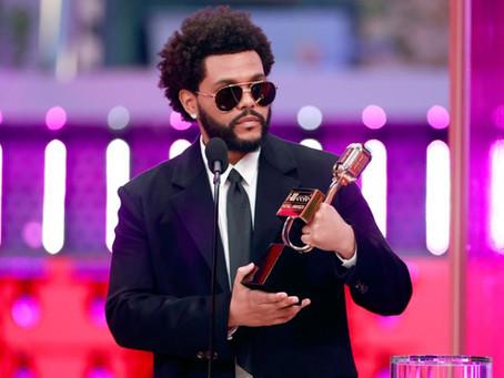 The Weeknd receberá prêmio por sua luta em prol da justiça e equidade racial