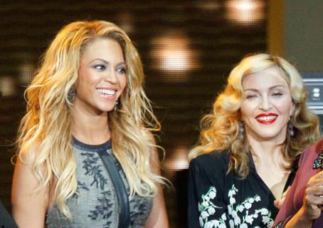 Beyoncé e Madonna são incluídas em lista das 100 maiores mulheres   de todos os tempos