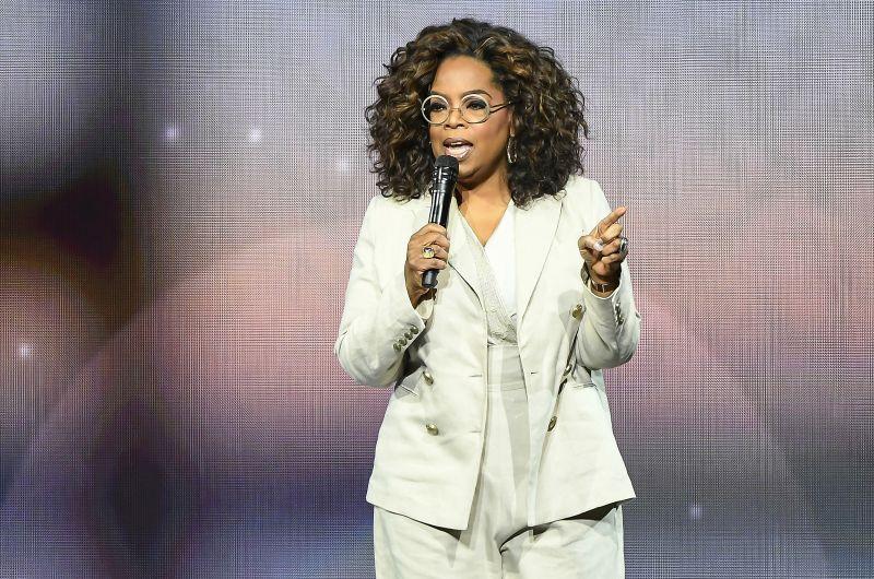 Artistas mais influentes nas eleições norte americanas Oprah