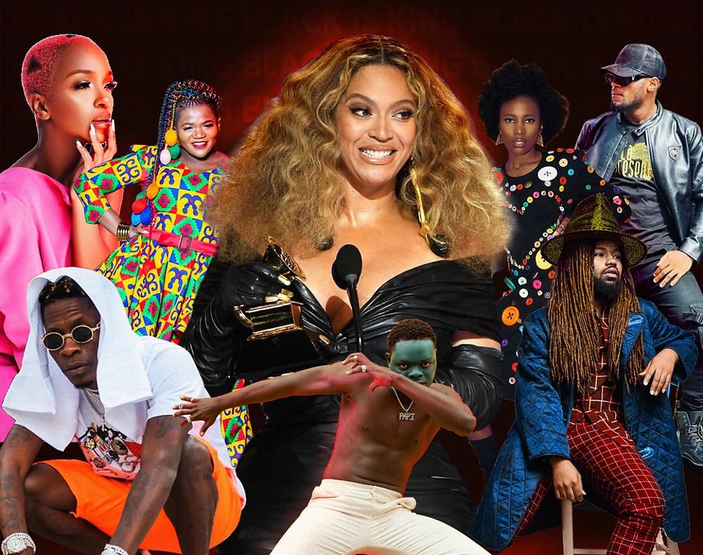 Como Beyoncé vem usando sua imagem para alavancar profissionais negros ao redor do mundo