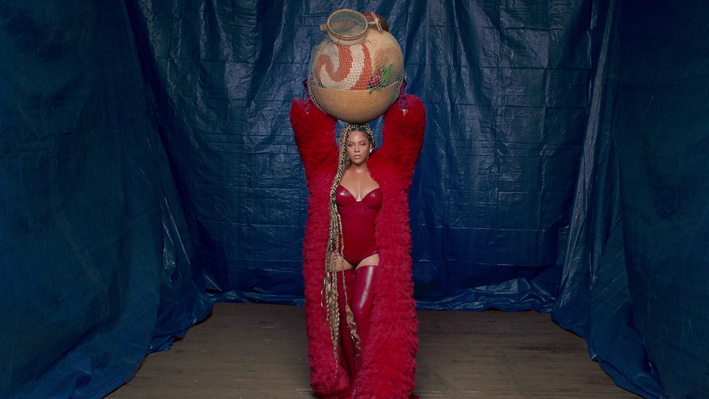Beyonce Black Is king referencia