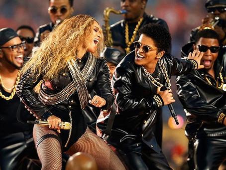 Música de Beyoncé e Bruno Mars deve se chamar 'Sweet Thing'