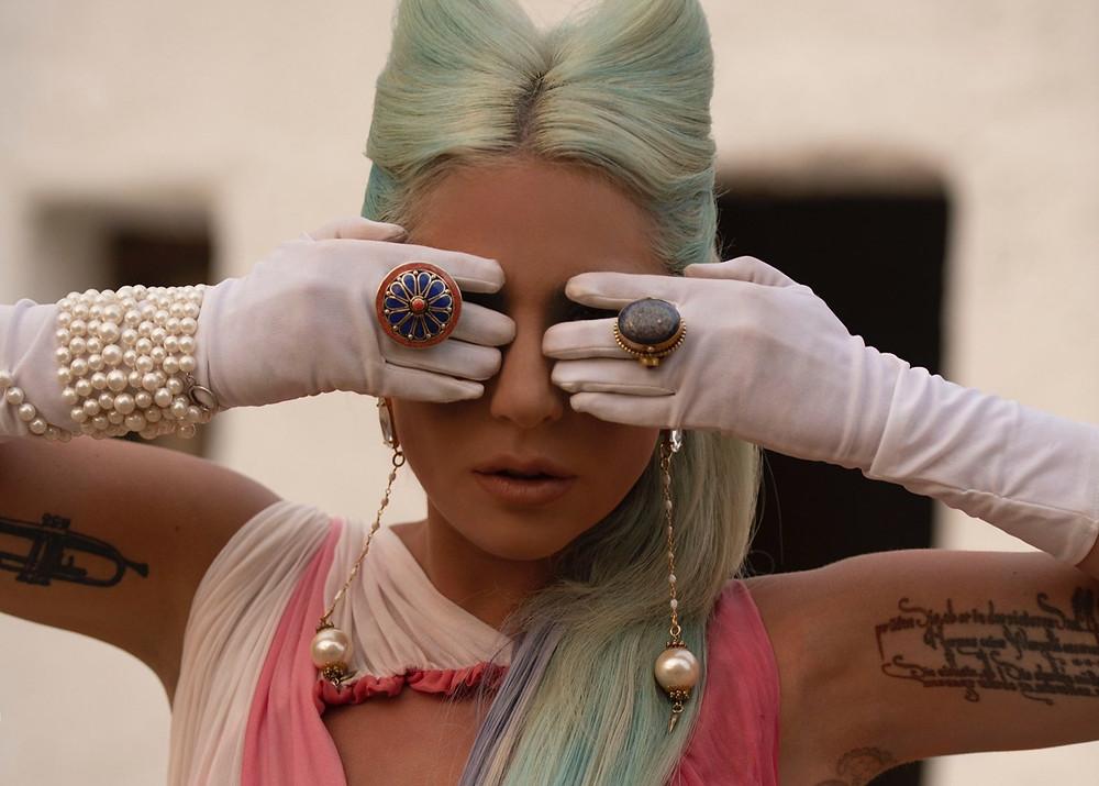 Lady Gaga 911 video