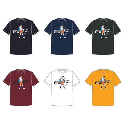 connect T-Shirt 款一
