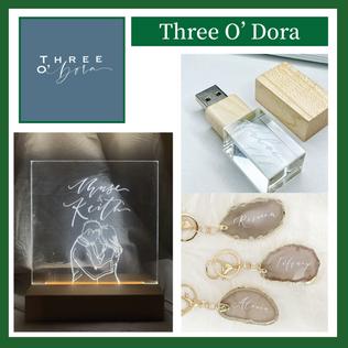 Three O'Dora