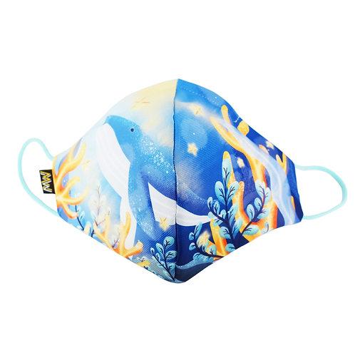 小抹香鯨布口罩