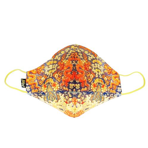 龍袍布口罩