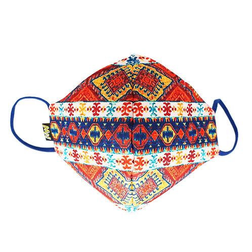 波斯圖騰布口罩