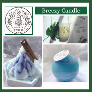 Breezy Candle