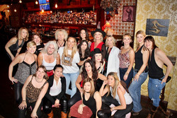 Coyote Ugly Video Shoot