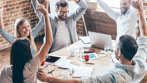 'How can dancing improve office teamwork and productivity' - Vicky Andreanska