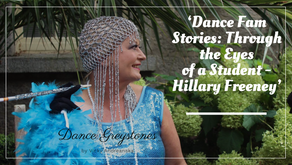 'Dance Fam Stories: Through The Eyes of a Student - Hillary Freeney'