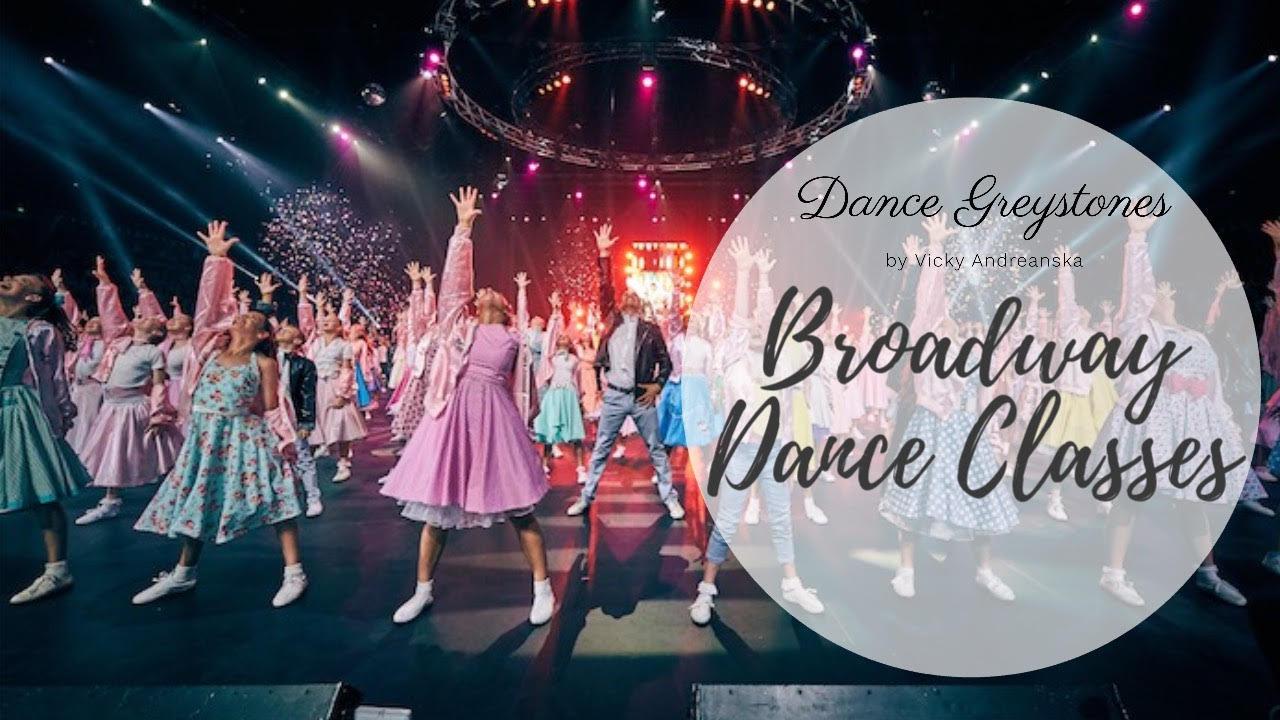 Broadway Dance Class