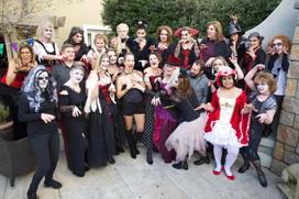 Halloween 'EVERYBODY' Video Shoot