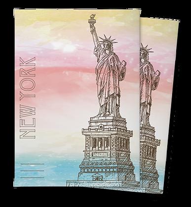 מחברת ארצות / ניו יורק