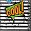 Thumbnail: מחברת ספירלה שחור לבן / קול