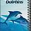Thumbnail: מחברת ספירלה דולפינים
