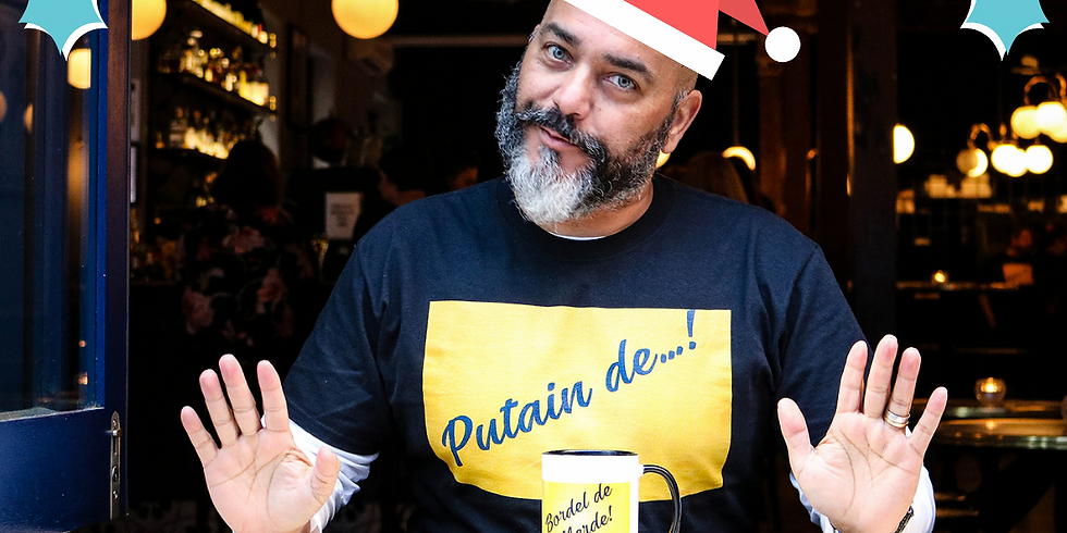 French Swearinhg Christmas Special