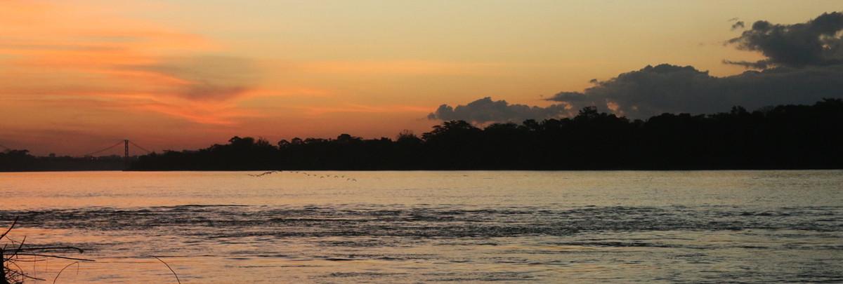 Sunset from the Hacienda Herrera