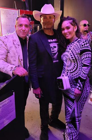 Celebrity Artist Steven Calapai and Mario Van Peebles.jpg