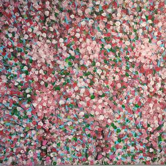 Cherry Blossoms Original Painting