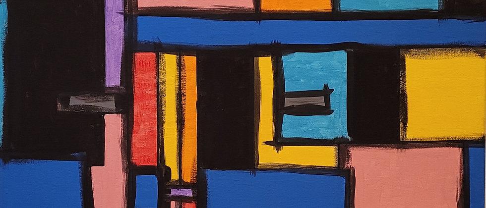 """Shape Abstract"" No. 19"