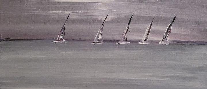 """""""A Winter's Sail"""""""