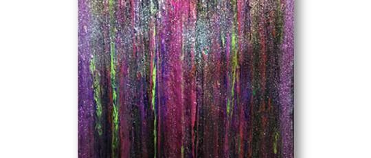 """""""Pinball Wizard"""" An Original Painting"""