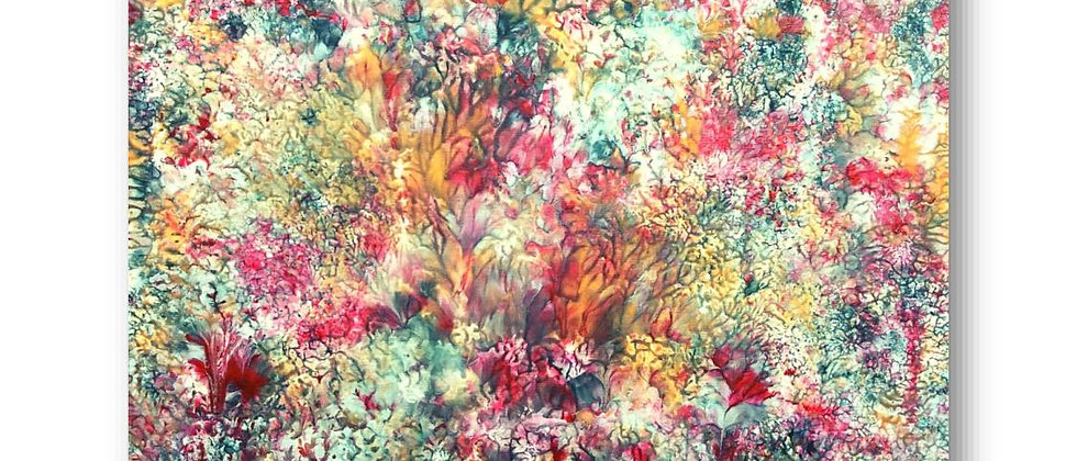 """Floral"" An Original Painting"