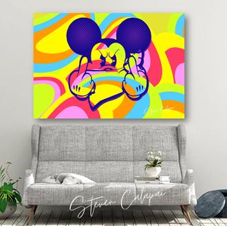 Masked Mickey