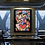 "Thumbnail: ""Shapes Abstract No. 19"" An Original Painting"