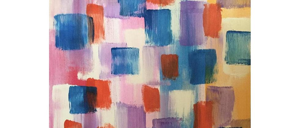 """New Beginnings"" An Original Painting"