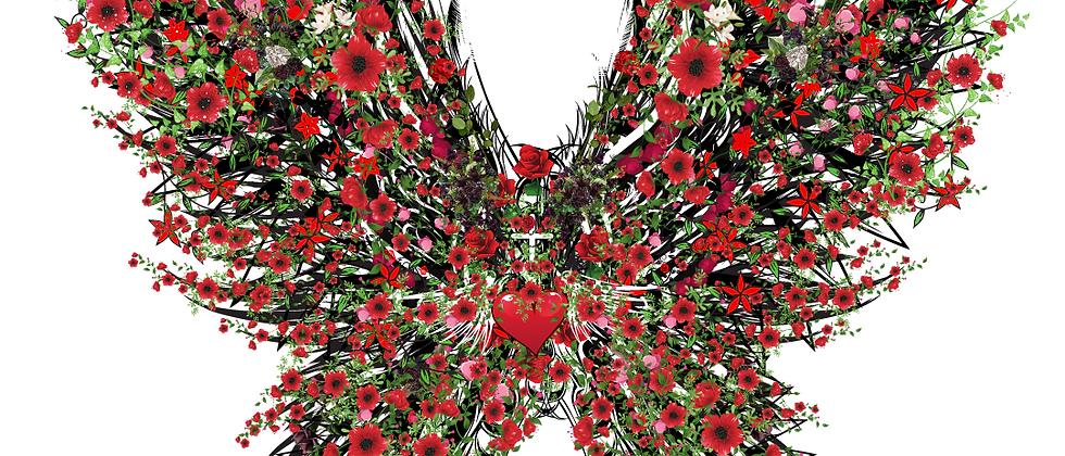 """""""Memoriam"""" Original Graphic Design 8x10 Prints Starting at $99.00"""