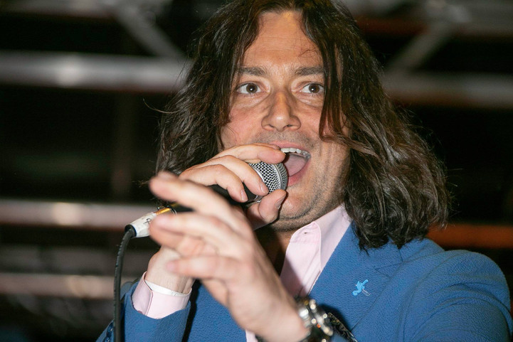 Tony Award Winner American Idol Finalist Constantine Maroulis