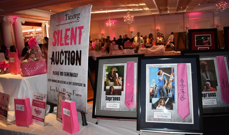 Silent Autograph Auction