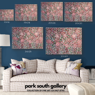 Cherry Blossoms as Prints