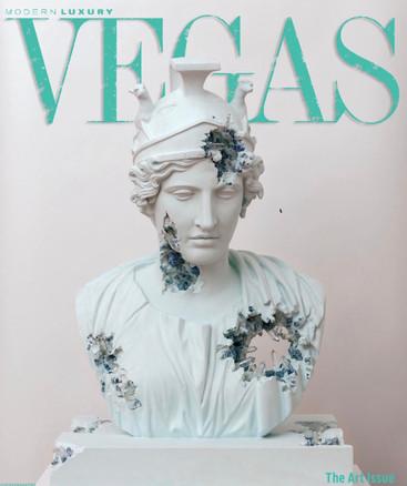 Modern Luxury Vegas Magazine Steven Cala