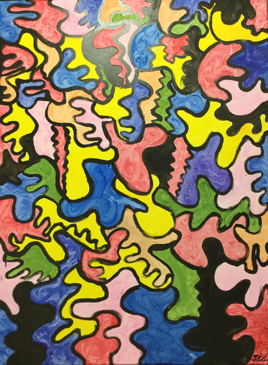 """""""Puzzle of Life-Intertwined Souls"""".jpg"""
