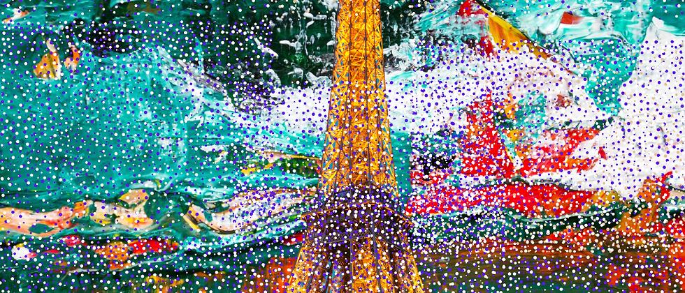 """""""Eiffel"""" No. 8"""