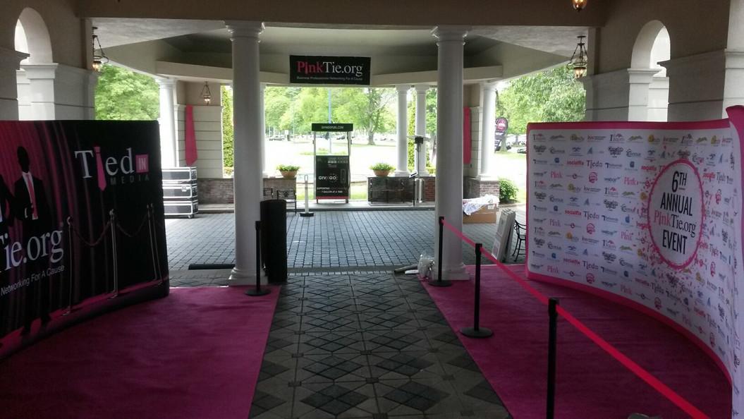 Pink Carpet Pre Arrivals