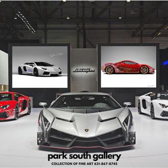 Park South Gallery Original Art
