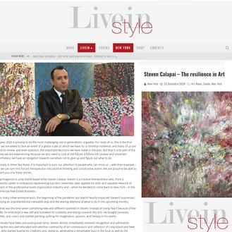 Eden As Featured LiveIn Style