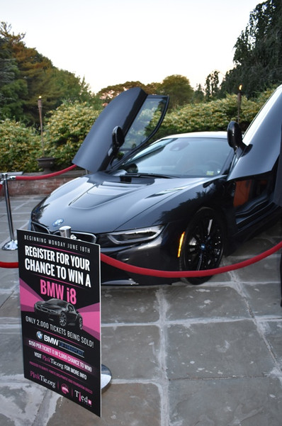 New BMW Raffle Giveaway