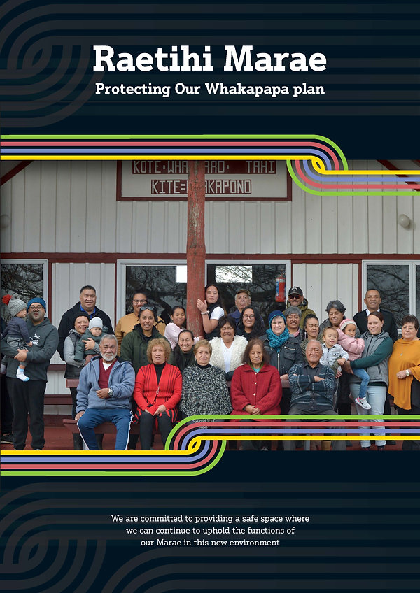 Protecting our whakapapa by page resourc