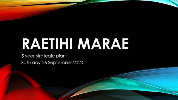 Raetihi Marae Strat plan 2020 PPP_Page_1
