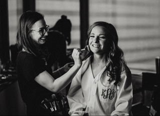 What to consider when choosing your bridal hair and makeup artist