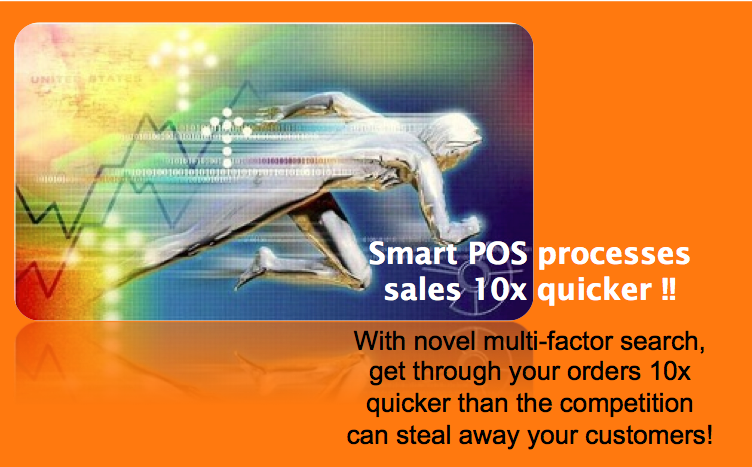 Smart POS is Quick